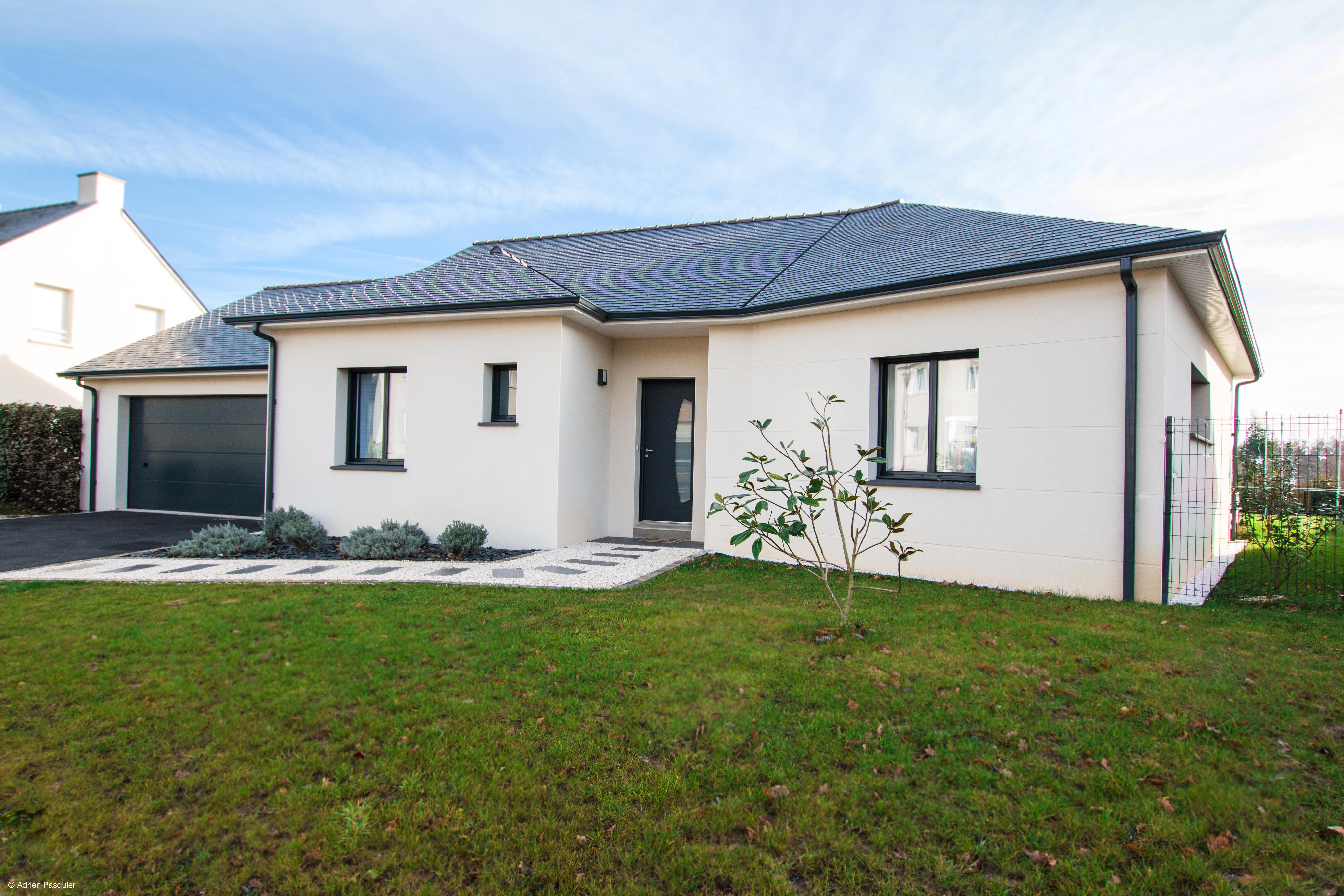 Berthelot construction maisons individuelles adrien for Maisons individuelles