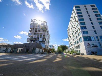 Clerville : Architecture bureaux